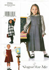 Vogue 7770 Girls Jumpers & Blouse Sewing Pattern ~ Size 2 3 4