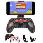 Wireless Bluetooth Gamepad Gaming Controller for Android Phone TV Box Tablet PC