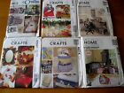 Kitchen essentials office holidays accessories uncut sewing patterns You Pick