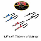 "Powertye 1.5"" x 6ft Ratchet Strap Tie Downs Haul Trailer Straps Victory Buell $44.54 USD on eBay"