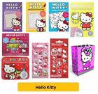 HELLO KITTY Cartoleria/Set Matita/Gomma/Righello/Colorare/Regalo Di Natale/Libro