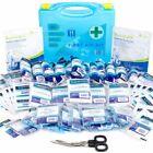 138 PREMIUM BSI APPROVED FIRST AID CATERING KIT WALL MOUNTABLE Pub Cafe Kitchen