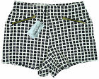 Girls Candy Couture Check Shorts RRP £10 14 Years SALE