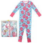 Girls Moshi Monsters All In One Poppet Bows Sleepsuit 7 Years SALE