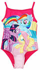 Girls My Little Pony Rainbow Dash MLP Swimming Costume 2-3 Years SALE