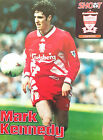 MATCH football magazine retro player A4 picture poster Liverpool Lot 2 - VARIOUS