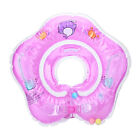 Newborn Infant Baby Swimming Neck Float Ring Bath Inflatable Circle Toy Gift