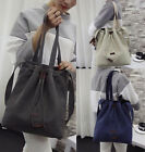 Womens Canvas Handbag Shoulder Bags Tote Purse Travel Large Messenger Hobo Bag