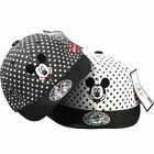 New authentic Disney Mickey Mouse Child size Hat Boy's Baseball cap dots hats