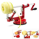 3 in 1 Apple Slinky Machine Peeler Corer Fruit Potato Cutter Slicer Kitchen Tool