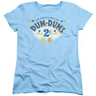Dum Dums 2 Cents Womens Short Sleeve Shirt