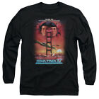 Star Trek The Voyage Home(Movie) Mens Long Sleeve Shirt