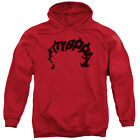 Betty Boop Word Hair Mens Pullover Hoodie $43.95 USD