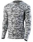 2604 Hyperform L/S Compression Shirt By Augusta Sportswear Pick Color/Size