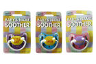 Baby Boys Name Personalised Dummy names A-G - Soother/Pacifier- multi listing