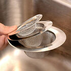 Stainless Steel Kitchen Sink Hair Filter Screen Home Sewer Floor Drain Strainer