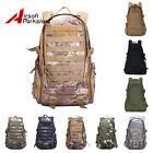 Tactical Military Molle Backpack Pack Outdoor Camping Hunting Hiking Sports Bag