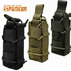 1/2/4pcs 1000D Molle Tactical Pistol Magazine Pouch Flashlight Holster for Vest