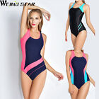 Professional One Piece Swimsuit Monokini Sexy Sport Triangular Swimwear Bodysuit