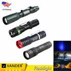 VANDER Outdoor Zoomable 5MOD  Adjustable XML-T6 LED Flashlight  Lamp Torch