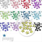1000pcs 3mm Acrylic Crystal Flat Back Rhinestone Diamante Gems Nail Art Star