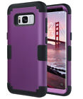 Galaxy S8 Case, 3-in-1 Shock-absorbing [NOT FIT S8+]