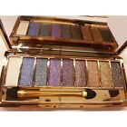 6 Colors Makeup Eyeshadow Palette Shimmer Matte Eye Shadow Cosmetics Beauty New