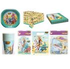 ANIMAL JAM Birthday PARTY Range - Tableware Balloons & Decorations Kids {GEMMA}