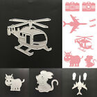 Metal Cutting Dies Stencil DIY Scrapbooking Album Paper Card Embossing Craft B3