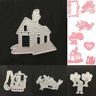 Metal Cutting Dies Stencil Scrapbook Card Album Paper Embossing Craft Decor  Y2