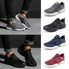 Mens Breathable Sport Shoes Sneakers Running Outdoor Air Casual Trainers 5 Color