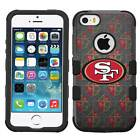 San Francisco 49ers #L Hybrid Case for iPhone SE/6/s/7/Plus/Galaxy S7/S8/Plus