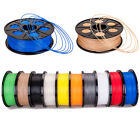 DE Ship 2/3 Pack PLA Printer Filament 1.75mm 1KG mit Spule Rolle für 3D Drucker
