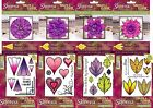 NEW 2017 DIE'SIRE Create A Card Flower Dies by Crafters Companion