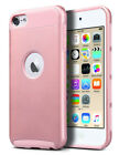 iPod Touch 5/6 Case,ULAK Hybrid Dual Layer Slim Shock-absorption Cover