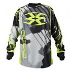 *NEW* Empire Contact Zero F6 Paintball Jersey - Urban Lime