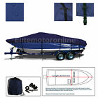 Cobalt+220+Bowrider+BR+Deluxe+Trailerable+Storage+Boat+Cover+Navy