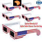 Solar Eclipse Glasses 2017 Galaxy Edition (5PC/ Pack) CE ISO Standard Viewing GB