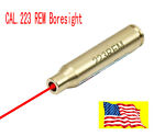 Hunting Tactical Red Dot Laser Bore Sighter Shooting Cartridge Boresighter US
