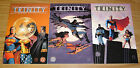 Batman/Superman/Wonder Woman: Trinity #1-3 VF/NM complete series - matt wagner 2
