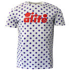 Puma Alife Diamond All Over Print Mens T-Shirt White 568746 02 UA23