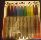 Sharpie Fine Water Resistant Permanent Markers Writing Pens Art Supplies 18 Pack
