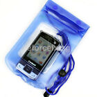 New Waterproof Underwater Pouch Dry Bag Pack Case Cover For Mobile Cell Phone UK