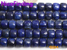 """Assorted Shape Blue Lapis Lazuli Stone Beads For Jewelry Making Loose Beads 15"""""""