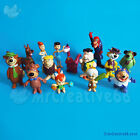 HANNA-BARBERA CARTOON COLLECTABLE FIGURES -by ARTOY- WACKY RACES,TOP CAT etc