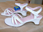 Sonoma NWT white sandals shoes w sequins and small heel 2, 3 girl