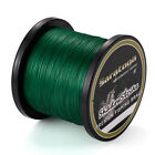 8 Strands Braid 1000M Green Power PE Line Dyneema Saratoga Braided Fishing Line