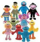 GUND SESAME STREET FINGER PUPPETS - GREAT STOCKING FILLERS. BRAND NEW WITH TAGS.