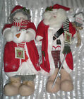 ~ NEW Holiday Plush Figures - Your Choice  - Musical, Animated, Lighted ~ CUTE ~