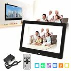 10 inch HD TFT LED Display Screen Digital Photo Frame Picture Built in 2G Memory